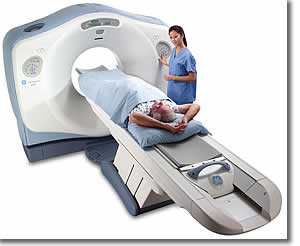 CT Scanner